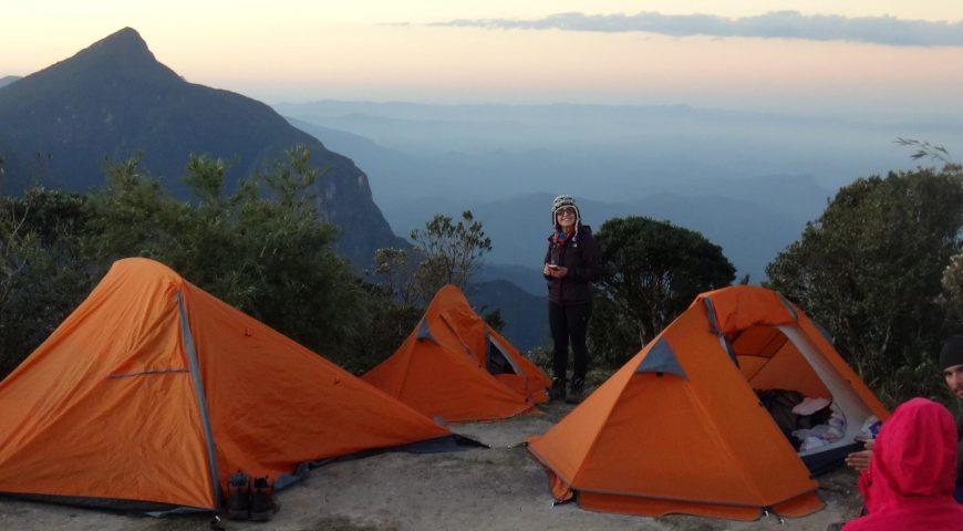 Acampamento Pico Paraná