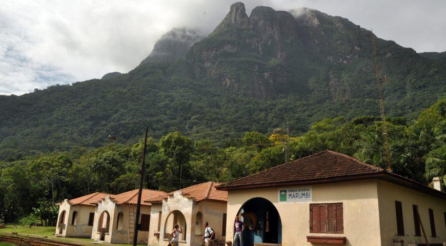 Conquistas do Pico do Marumbi e do Morro do Leão