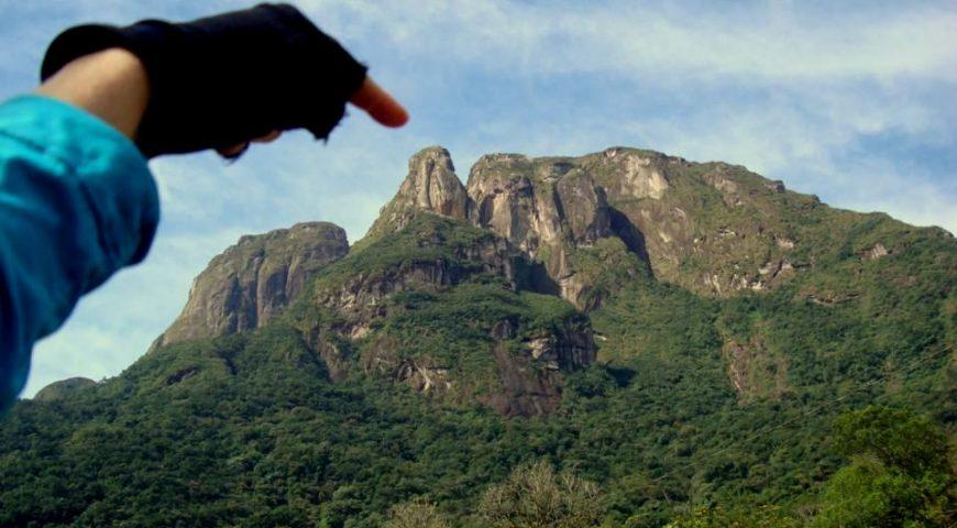 A conquista do Conjunto Marumbi: Abrolhos, Esfinge e Torre dos Sinos