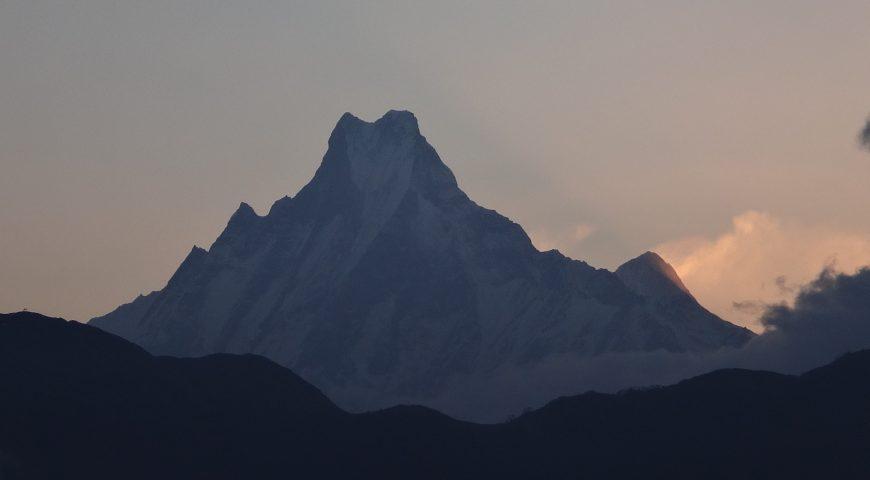 Palestra Gratuita: Nepal e o Annapurna