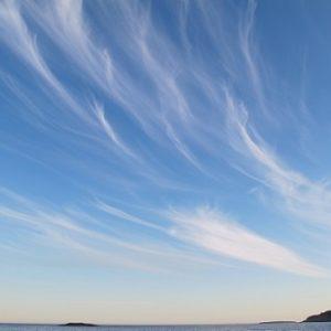 nuvens cirrus
