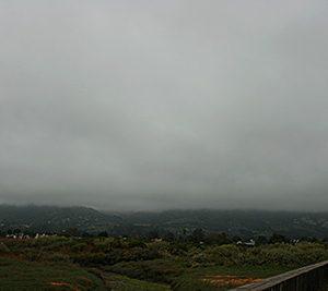 nuvens stratus
