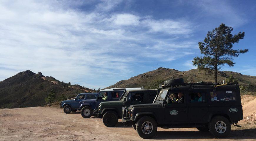 Tourada de resgate nos Campos do Quiriri