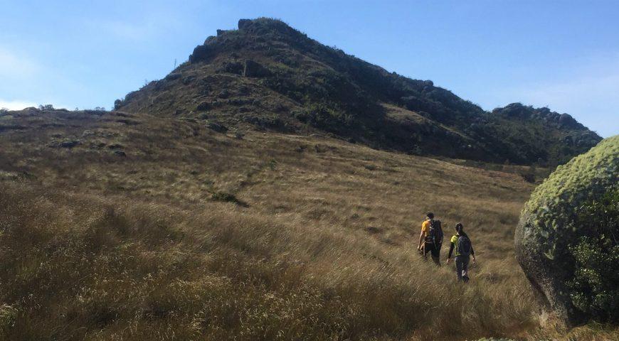 Morro Baleia e Morro Moréia