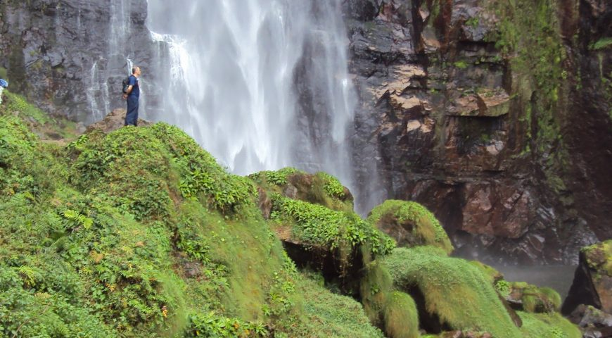 Rota das Cachoeiras de Corupá