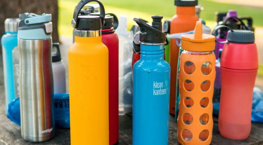 10 motivos para parar de usar garrafas plásticas