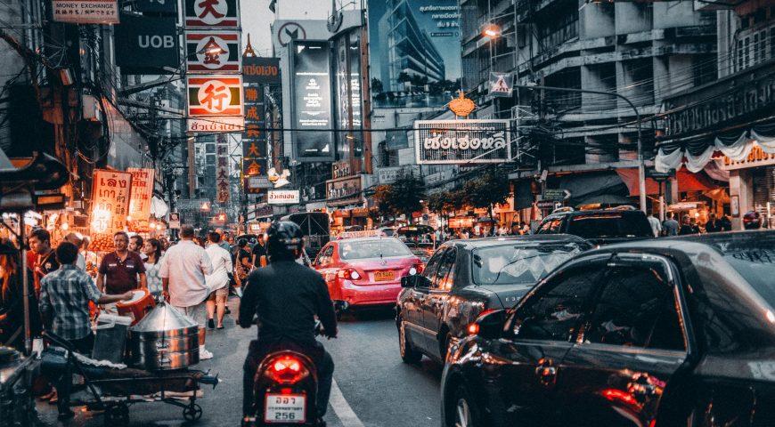 Ecoturismo em Bangkok: do inesperado ao fantástico em 5km (mais ou menos)