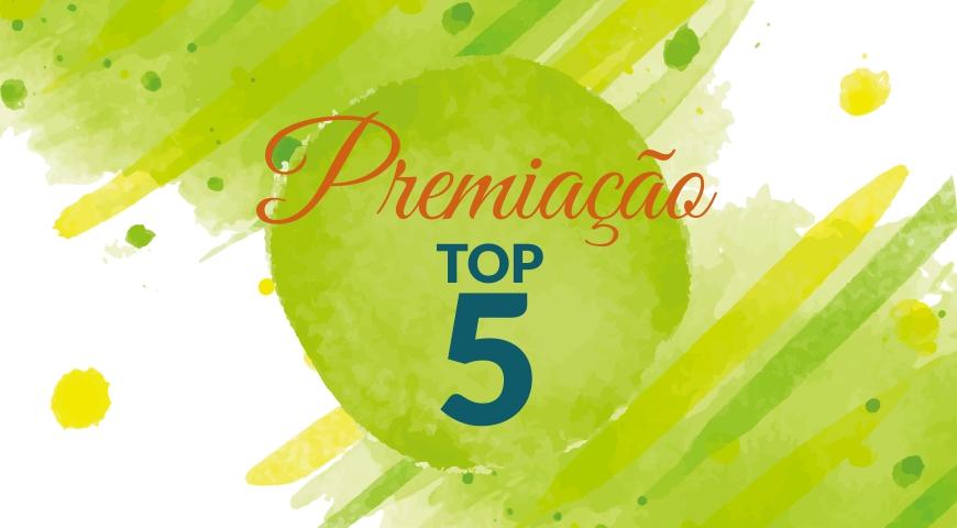 Top 5 no Programa de Fidelidade do ano 2017