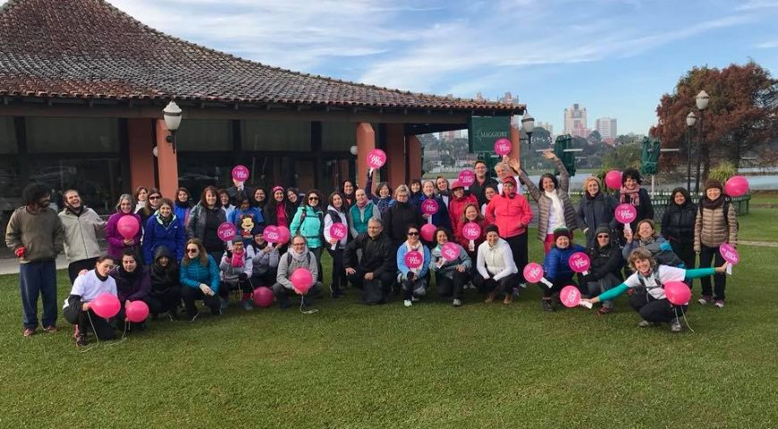 O Paraná participa do Dia Mundial do Bem-Estar
